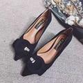 2017 Nueva Red Bottom Tacones Altos Chaussure Femme Garra Negro Caqui Tacones 5 cm Zapato Femenino de Verano