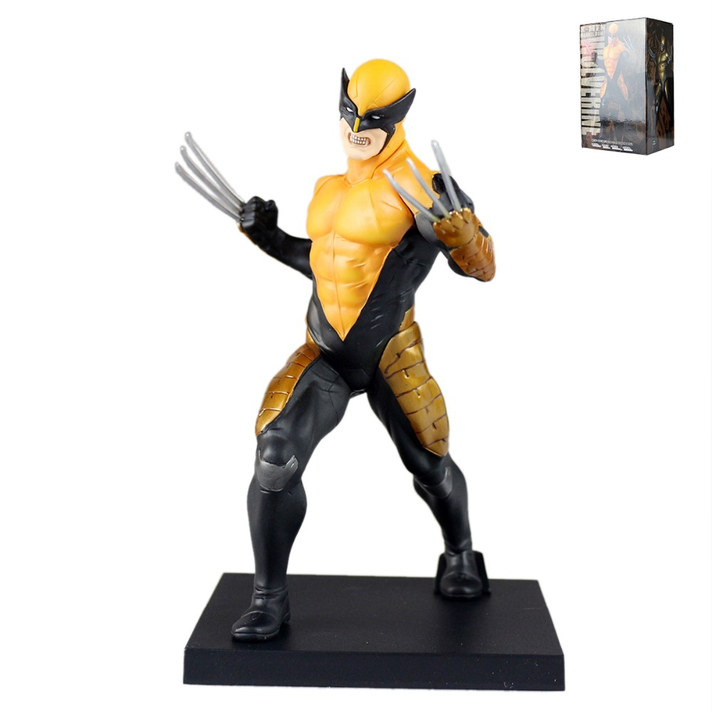 Super Hero Toys For Boys : Super hero movie now artfx statue quot assembly pvc figure