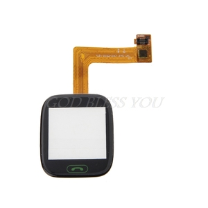 Image 1 - Touch Screen Panel Sensor Digitizer Repair Part For YQT Q90 Baby GPS Smart Watch Drop Shipping