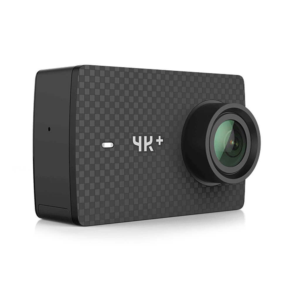 YI 4K+ ACTION CAMERA TOUCH SCREEN AMBARELLA H2 SONY IMX377 12MP 231215 0