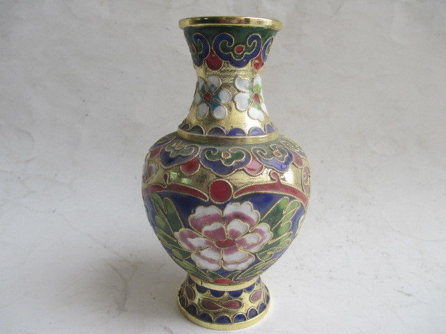 Online Buy Wholesale Chinese Cloisonne Vases From China