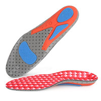 Men Women Sports Insole Running Shock Absorption Air Permeability Sweat Absorption Anti Odor Military Training Insoles Shoes pad