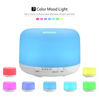 Moollife 250ML Dry Protect Diffuseur Huile Essentiel Ultrasonic Essential Oil Aroma Diffuser Air Humidifier Mist Maker