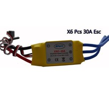 LHM035 30A Brushless 450 helicopter multicopter Motor Speed Controller RC ESC +Free shipping