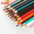 Deli Farbstift Set Briefpapier für Schulmaterial 72 Bleistift Künstler Malerei Zeichnung ungiftig Klassischen Öl Farbstiften