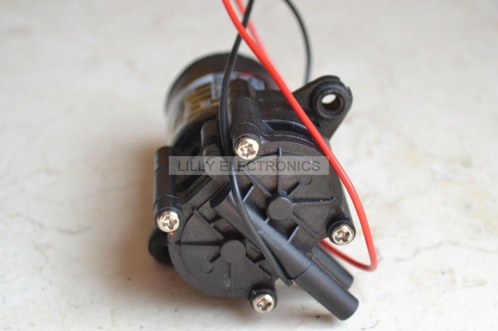 Mini 24 V Pompe À Engrenages Auto-Sucer Pompe À Eau (0-100 degrés) Résistant à La Corrosion ZC-A250