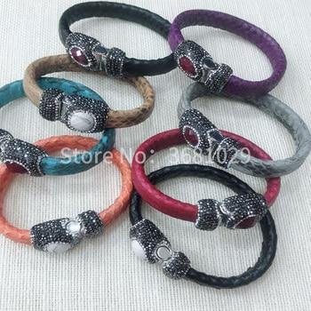 2018 fashion personality female snake skin bracelet to send a girlfriend gift