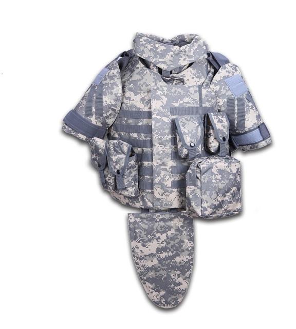 Americano Pesada Armadura OTV Interceptor Colete Tático ACU Camouflage Colete Ao Ar Livre Ao Vivo CS Equipamentos de Campo
