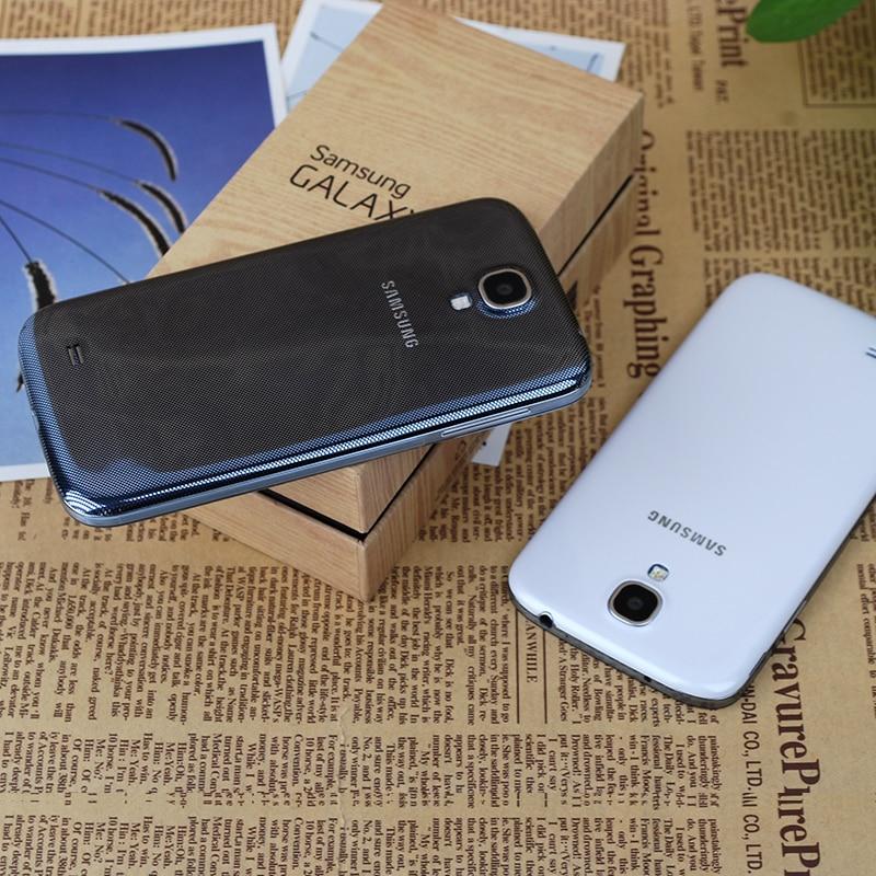 US $71 66  Unlocked Samsung Galaxy S4 i9500 i9505 Smartphone TouchWiz UI  AMOLED 3G&4G 5 0 inch Samsung S4 2GB RAM 16GB ROM Mobile Phone-in Mobile