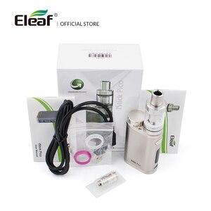 Image 3 - Распродажа оригинальный Eleaf iStick Pico комплект с 2 мл MELO III мини распылитель или 4 мл Melo 3 распылитель выход 75 Вт бокс мод электронная сигарета