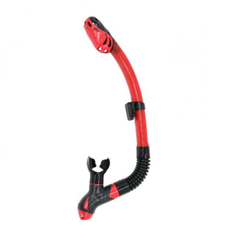 Whale Brand Swimming Diving Snorkel Dry Breathing Tube Snorkeling Silicone Snorkel With High Quality SK-900A