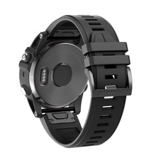 For Fenix 5 Plus Band Soft Silicone 22mm Watch Bands Replacement for Fenix 5 Plus/Fenix 5  Instinct/Forerunner935 Approaach S60