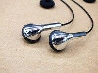 DIY 16mm gorączka jednostka Aluminium Metal Słuchawki Słuchawki Redukujące Hałas Słuchawki Micphone dla Telefonów komórkowych PC hi-fi dźwięk