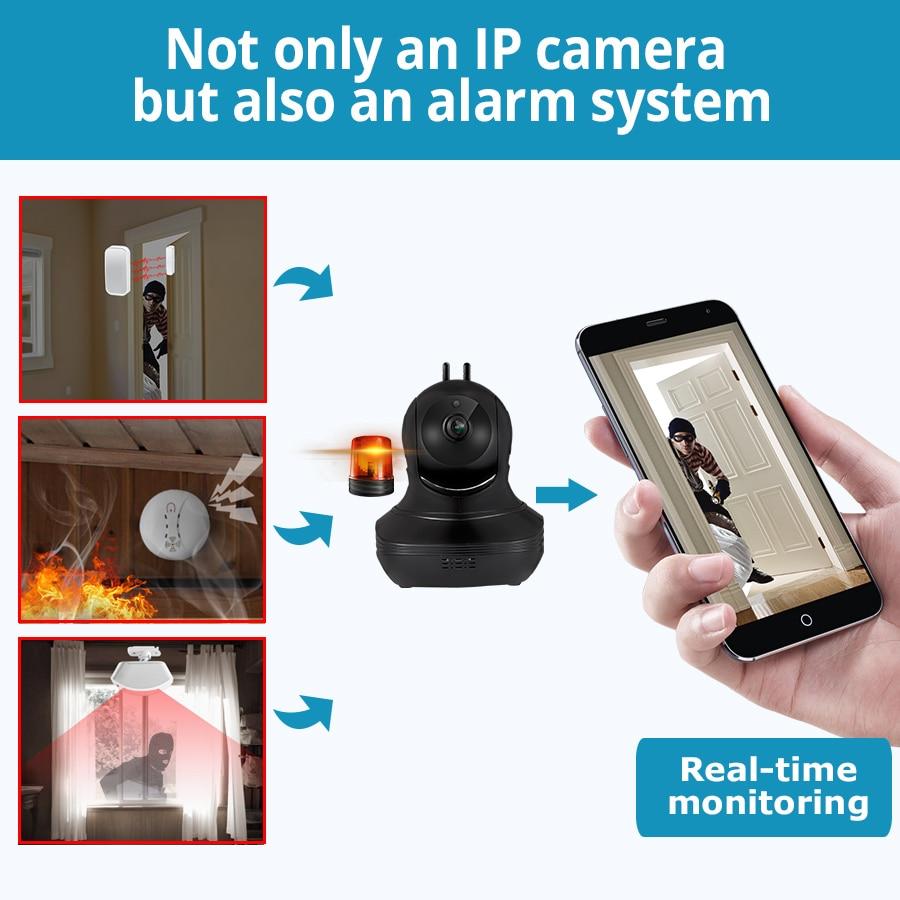 Fuers 1080P HD Wifi IP Kamera Wireless CCTV Smart Home Sicherheit Cloud Lagerung Privatsphäre Schutz Einbrecher Überwachung Kamera