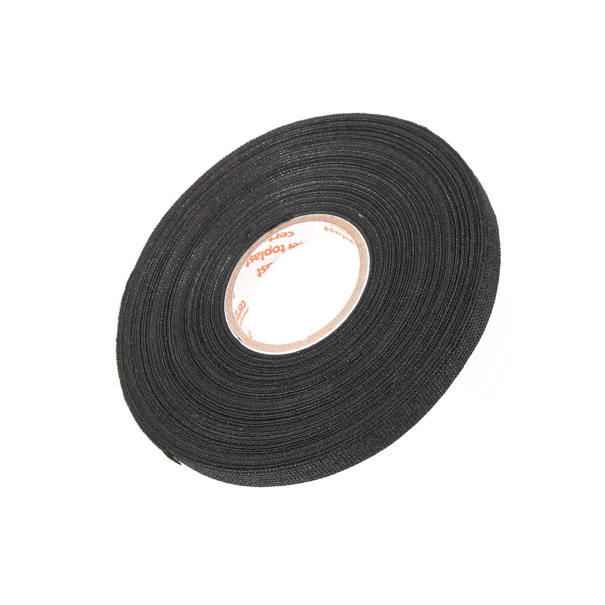 1 Roll 15m For Car Auto Adhesive Cloth Tape Cable Looms Wiring Harness Wrap