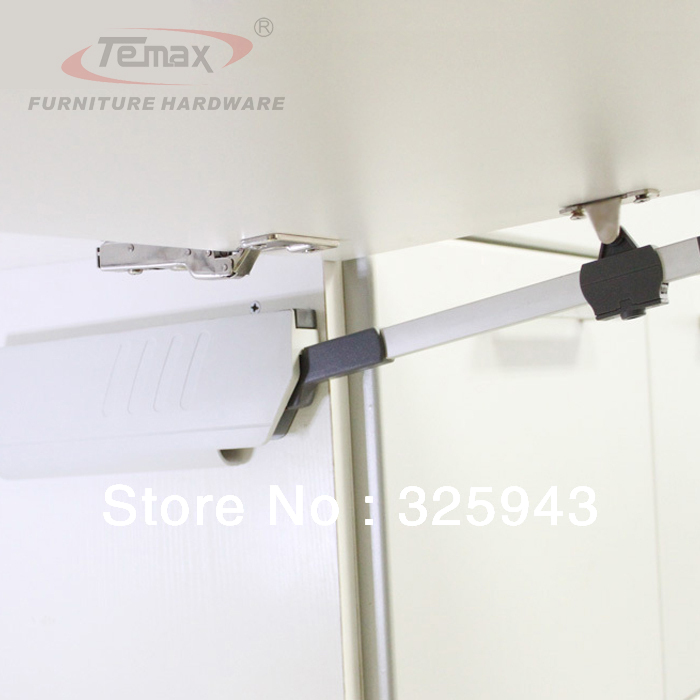 ФОТО Cabinet lift Up Stay Support System Cupborad Closet Hinges Damper Soft Closing Furniture