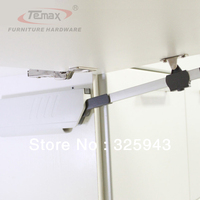 Cabinet lift Up Stay Support System Cupborad Closet Hinges Damper Soft Closing Furniture