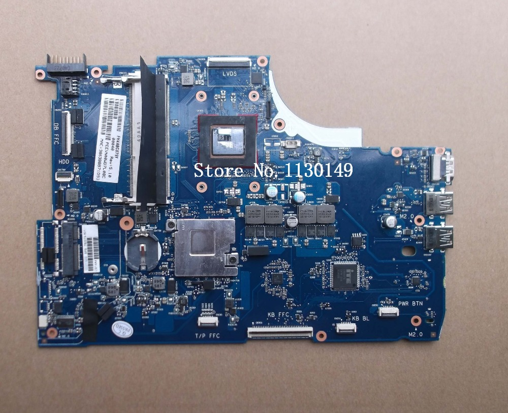 782279-501 782279-001 Free Shipping FOR HP 15Q-Z M6-N series Laptop Motherboard 6050A2626301-MN-A01 Mainboard free shipping original 753100 501 laptop motherboard for hp 15 d 250 g2 notebook mainboard 753100 001 n2820