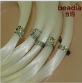 0.5 0.6 0.7 0.8mm Fishing Line 15M-30M Crystal Beading Cord String Thread for DIY Necklace Bracelet