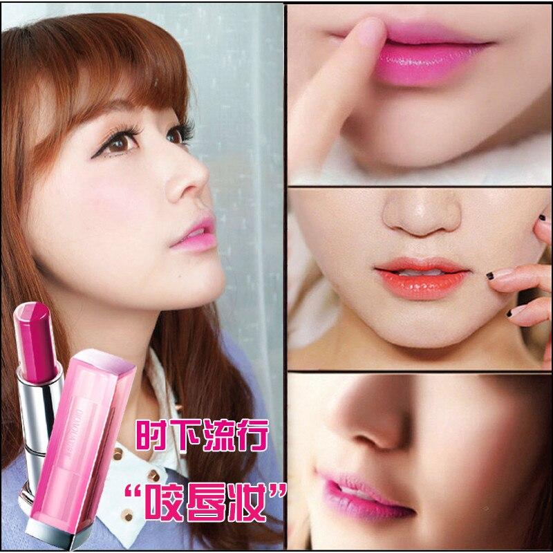 3 Colors Makeup Tint Moisturizer Lipsticks Women Girls Waterproof Long Lasting Lip Gloss sexy Make up
