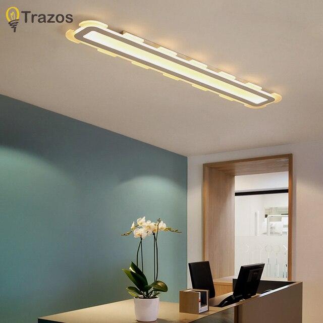 TRAZOS Acrylic Hallway led ceiling lights for living room Plafond home Lighting ceiling lamp homhome lighting fixtures Modern
