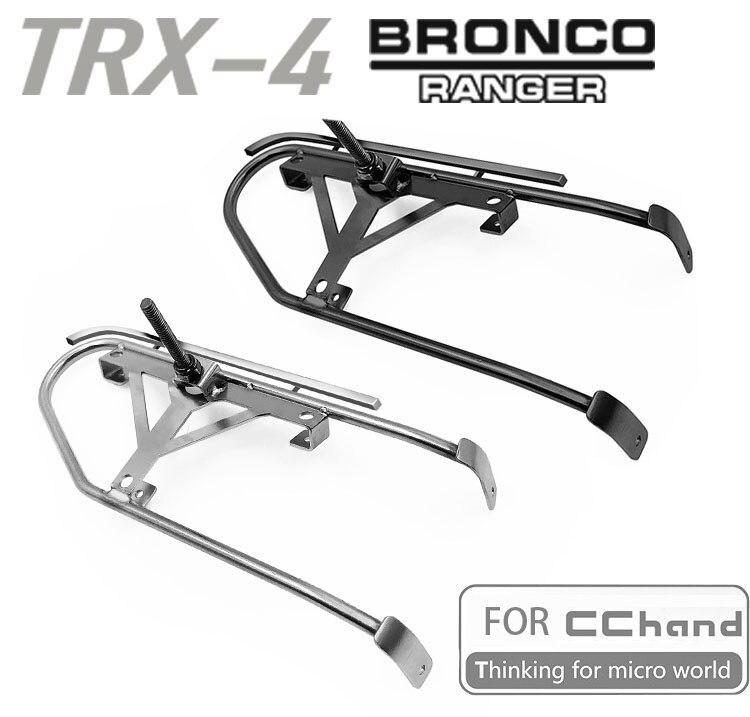 Cc 핸드 용 금속 타이어 홀더 bronco TRX 4 ford bronco traxxas TRX 4-에서부품 & 액세서리부터 완구 & 취미 의  그룹 1