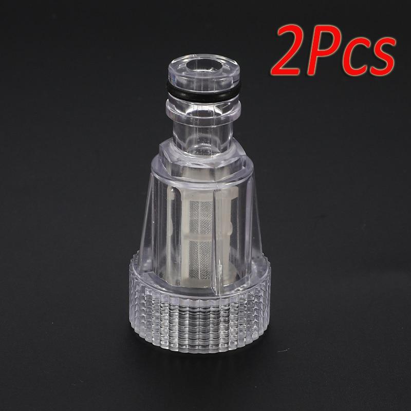 2pcs/lot High-pressure Car Washing Machine Water Filter Connection Washers Adapter For Karcher K2 K3 K4 K5 K6 K7 Series