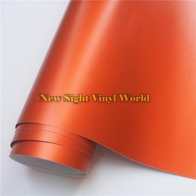 Matte-Satin-Orange-Chrome-Vinyl-Wrap-Film (10)