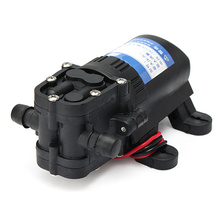 1X DC 12V 3.5L/M High Pressure Micro Diaphragm Self Priming Diaphragm Water Pump For RV caravan Boat Garden