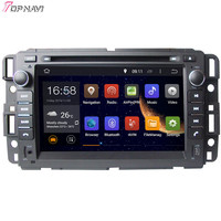 Topnavi 7'' Quad Core Android 6.0 Car DVD Play for Yukon/Tahoe/Acadia/Enclave/Suburban/Chevy Suburban Autoradio GPS Audio