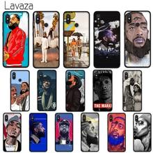 Lavaza Rapper Nipsey Hussle Soft TPU Silicone Case Cover for Huawei P8 P9 P10 P20 P30 Lite Pro P Smart 2019
