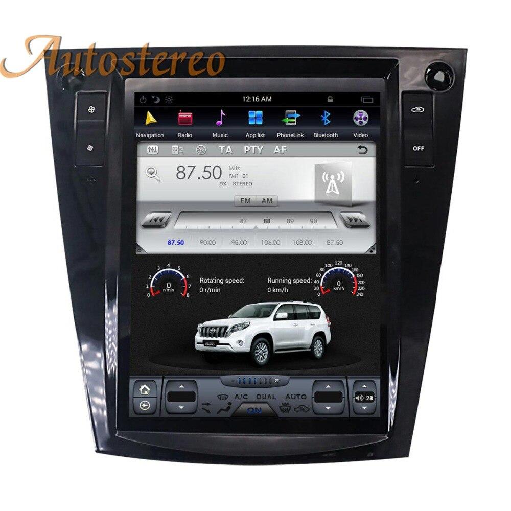 Android 7 Tesla stile Auto No Lettore DVD di Navigazione GPS Per Subaru Forester 2013 2014 2015 2016 2017 unità di testa radio multimedia