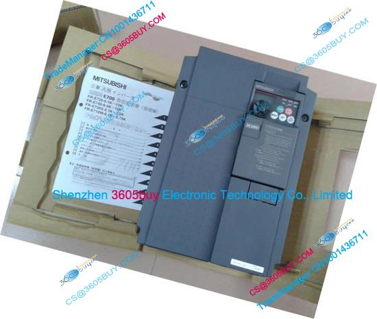 Inverter FR-E720S-2.2K-CHT Single-Phase 220V Drive Input 1ph 220V Output 3ph 200~240V 10A 2.2KW 0.2~400Hz New Original