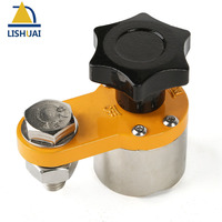 Small Size Magnetic Welding Ground Clamp 200A