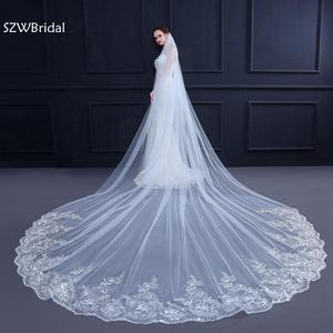 SWedding-Veils Lace-E...