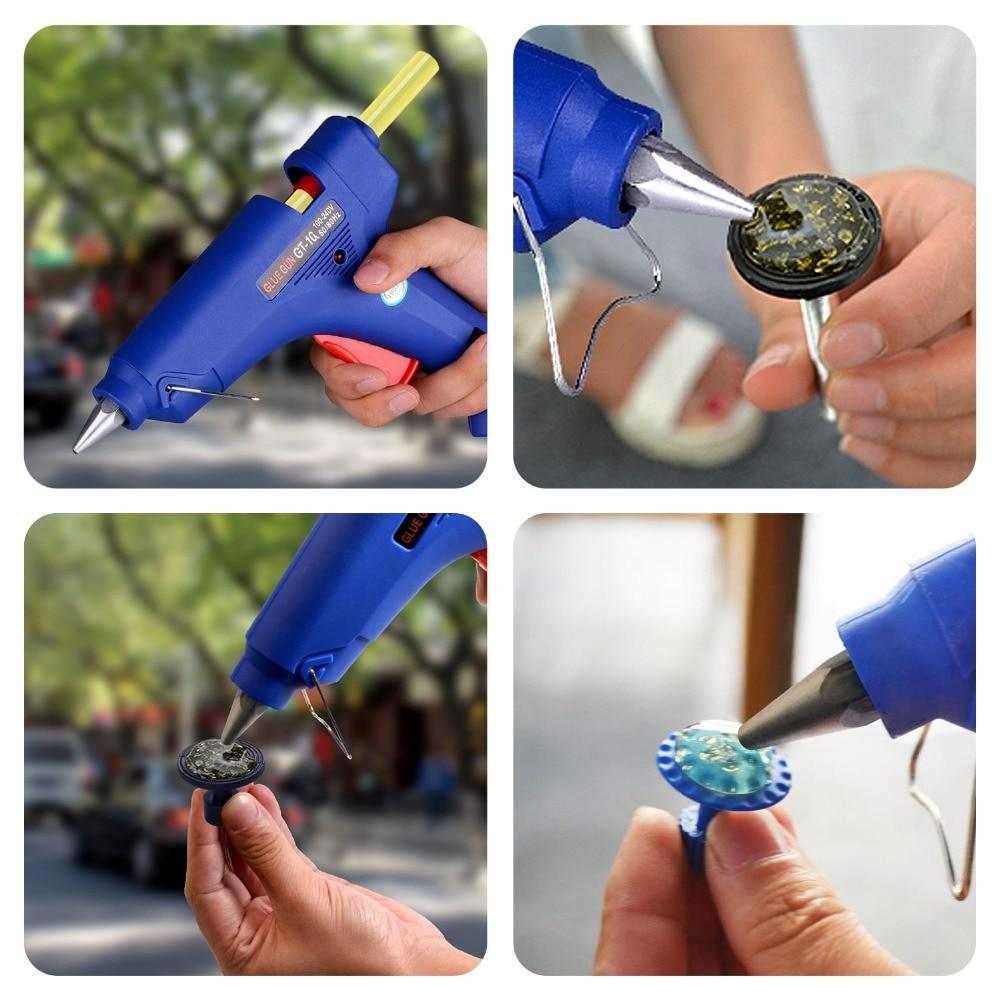 PDR Tools Remove Dent Car Body Paintless Dent Repair Tool Set LED - Juegos de herramientas - foto 6