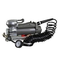 Мощный Автомобиль воздушный насос внедорожник зарядное насос T800 портативный автомобильный воздушный компрессор для шин