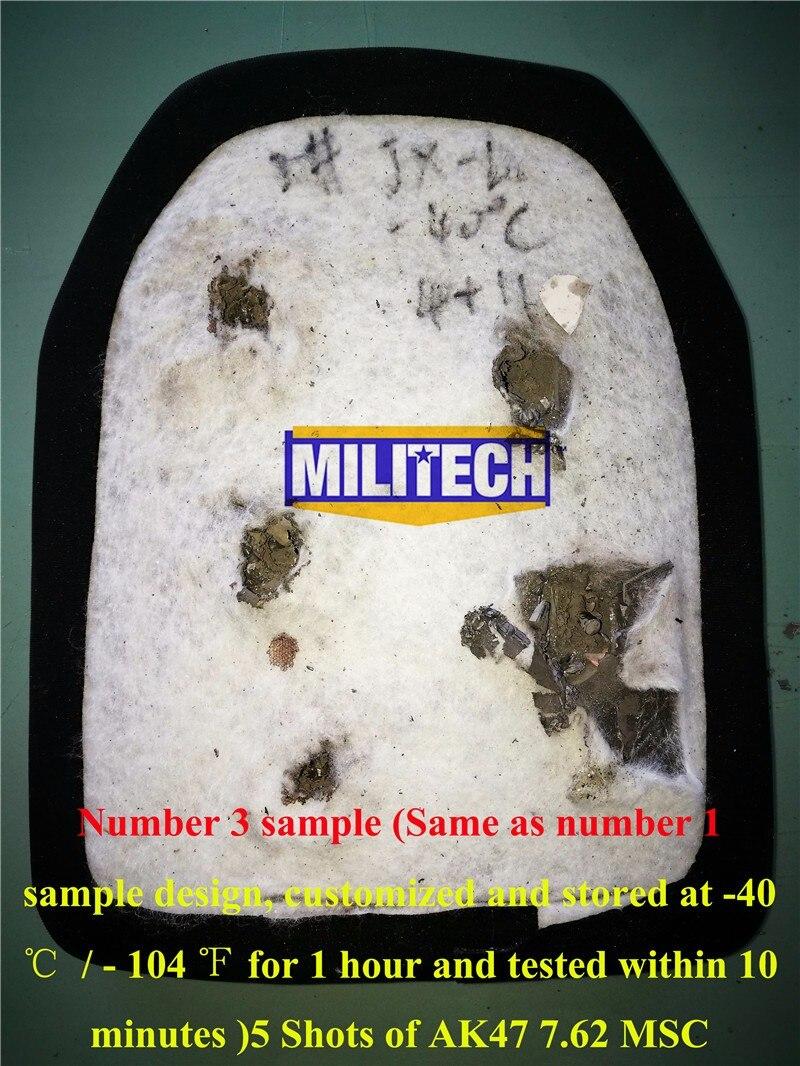 placa à prova de balas al2o3 óxido