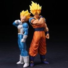 Dragon Ball Z Super Vegeta gokou Resolution of Soldiers anime cartoon action font b toy b