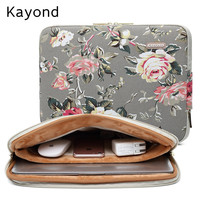 2017 Newest Brand Kayond Sleeve Case For Laptop 11 13 14 15 15 6 Notebook Bag