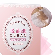100pcs/box Oil Blotting Sheets Oil On Paper Absorbent Facial Sucking Oil Control Face Oil Paper Matting Facial Tissues Skin Care top selling 100pcs pack clear oil absorbing sheets oil control film blotting paper new glossy on both sides for oil blotting