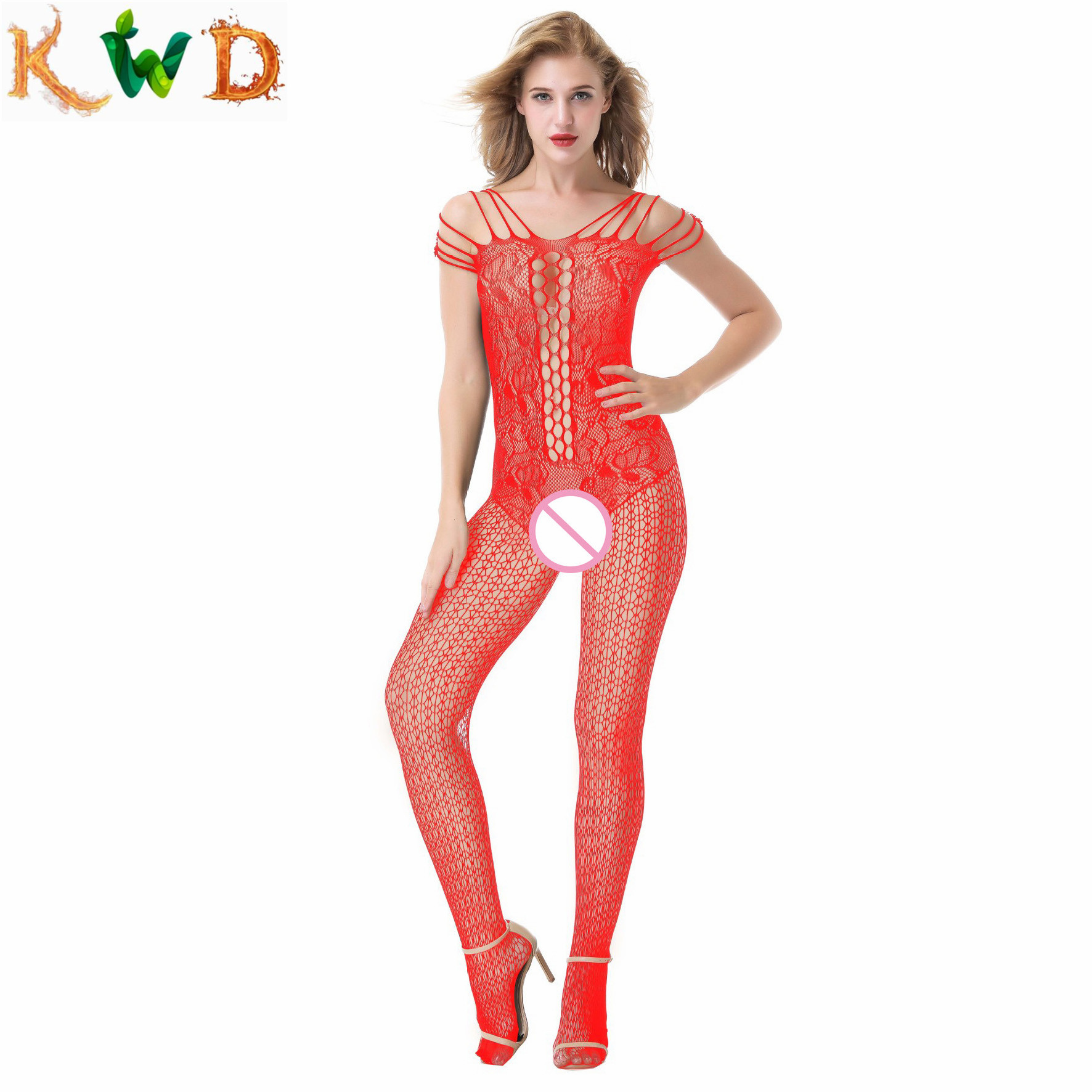Sex Babydoll Lingerie Open Crotch Sexy women Erotic Costumes Sexy Underwear Plus Size women Sexy Lingerie Sexy porno Sleepwear(China)
