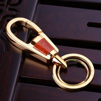 Keychain Nam New Mát Người Đàn Ông Sang Trọng của KeyChain chất lượng cao Xe Vòng Chìa Khóa Xích thép không gỉ Móc Khóa Bán Hot 17127