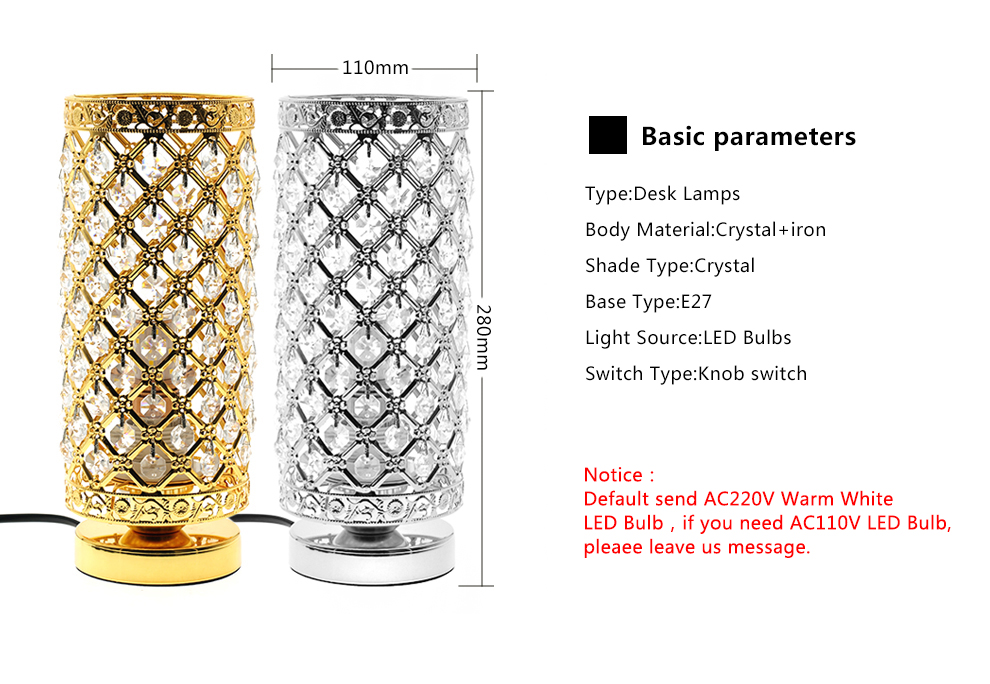 Crystal Table Lamp (9)