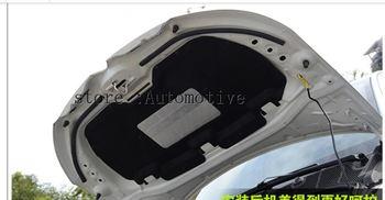 Sound Trittschalldämmung Isolierung Matte Automotive Deadener Wand Schallschutz Schaum Panels isolierung 2014-2018 für Citroen Elysee C