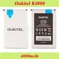 Oukitel Bateria 4000 mAh Batería de Repuesto Original Para Oukitel K4000 K4000 Lite