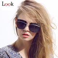 Top Fashion 2017 Rimless Colorful Mirror Sunglasses Women Brand Designer Retro Oversized Sun Glasses Lunette De Soleil Oculos