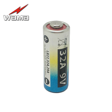 50pcs/lot WAMA 32A 9V Alkaline Primary Dry Batteries LR32 29A L822 for Car Key Remote Control Industrial Packing New Wholesales