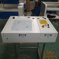 ZD4040 50 Вт лазерная гравировка машина, 400x400 мм 50 Вт лазерная резка машина