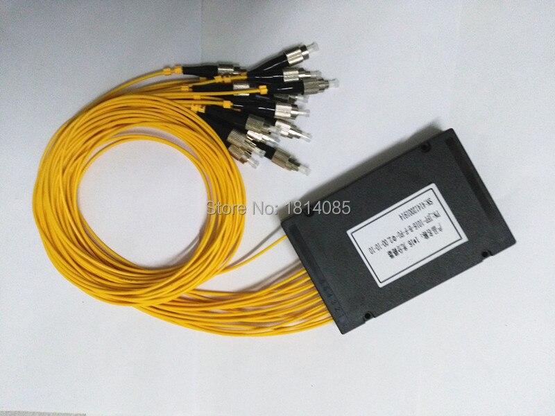 Forró eladás Száloptikai PLC1X16 szálas elosztó FU / UPC PLC - Kommunikációs berendezések - Fénykép 5